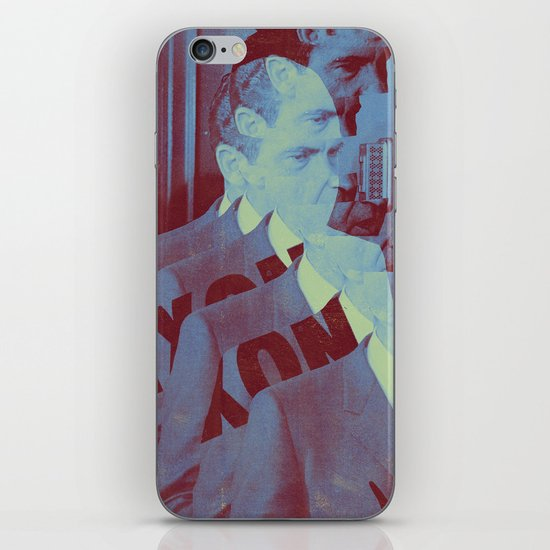 Nixon iPhone & iPod Skin