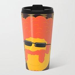 Dr. Joe Dynamo Metal Travel Mug