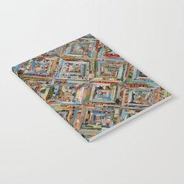 Texas Kaleidoscope Notebook