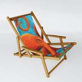 Holding On - Octopus Sling Chair