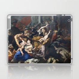 Milan - paint of Massacre of the Innocents from San Eustorgio church Laptop & iPad Skin
