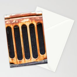 The Old Rusty DJ5 Stationery Cards