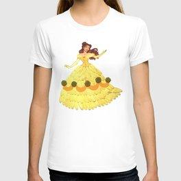Petal Art Belle T-shirt