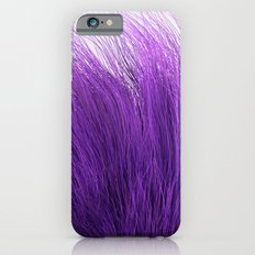 Purple Fuzz Slim Case iPhone 6s
