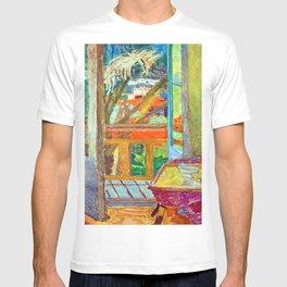 Pierre Bonnard French Window T-shirt