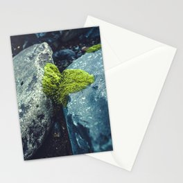 Nature Conquers Stationery Cards