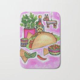 Piñata Taco Bath Mat