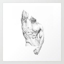 Philippe - Nood Dood Art Print