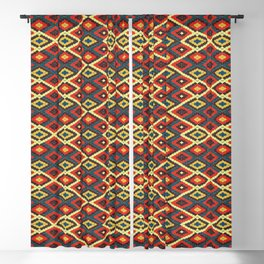 Snakeskin 9 Indian Summer collection Blackout Curtain