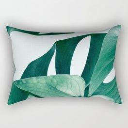 Monstera #society6 #artprints #buyart Rectangular Pillow