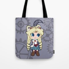 Steampunk Sailor Moon Tote Bag