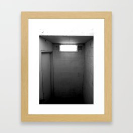 Untited I Framed Art Print