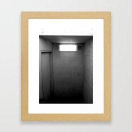 Untited I Framed Art Print