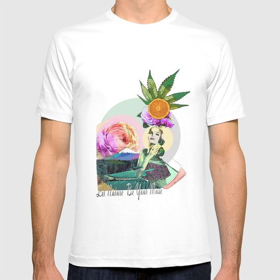 Let Nature Be Your Muse T-shirt
