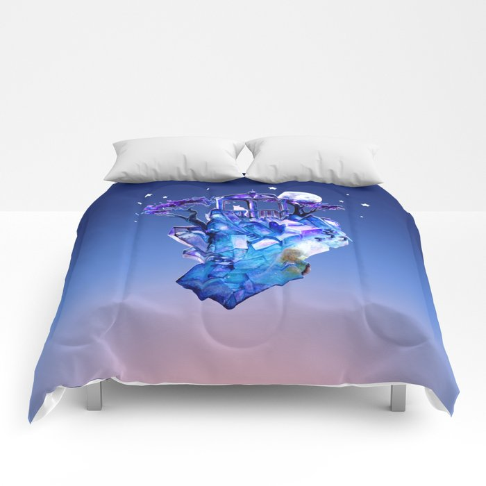 Quartz Gazebo Comforters