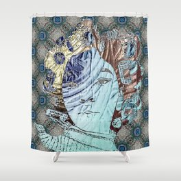 Element Shower Curtain