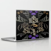 the lord of the rings Laptop & iPad Skins featuring Lord of the Rings (3) by Brian Raggatt
