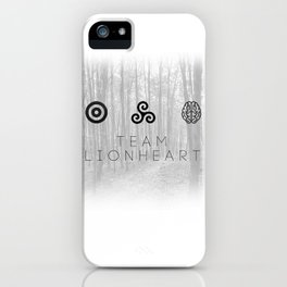 Teen Wolf iPhone Case