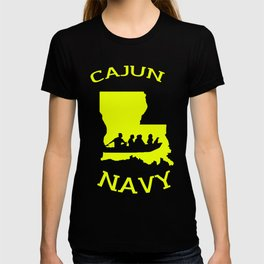 Cajun Navy Shirt T-shirt