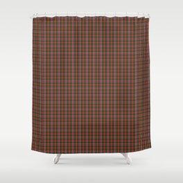 Kidd Tartan Plaid Shower Curtain
