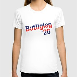 Hip Buttigieg 2020 T-shirt