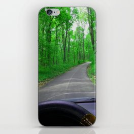 May Day Drive iPhone Skin