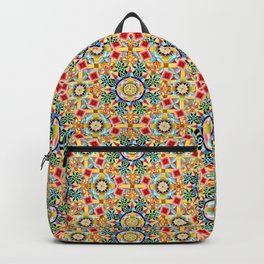 Nouveau Chinoiserie Backpack