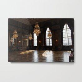 03_chandelier Metal Print