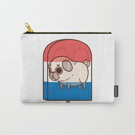 Puglie Popsicle Carry-All Pouch