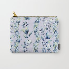 french provincial stripe pattern Carry-All Pouch