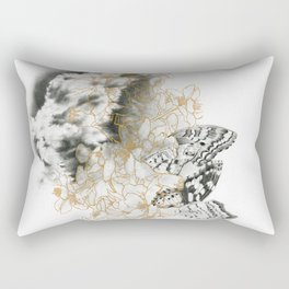 Epiphany in Bloom Rectangular Pillow