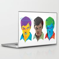dexter Laptop & iPad Skins featuring Dexter by Chad Trutt