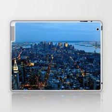 The City That Never Sleeps - NYC Laptop & iPad Skin
