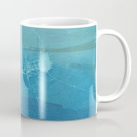 cracked Mugs featuring Cracked by Claire Elizabeth Stringer