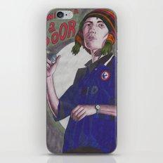 Ian B. iPhone & iPod Skin