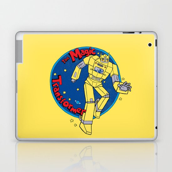 The Magic Transformer Laptop & iPad Skin