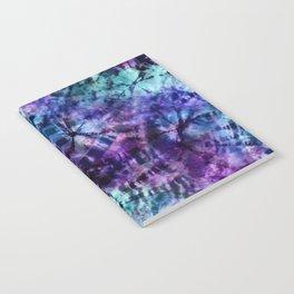 Midnight Tie Dye Notebook