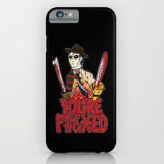 Slasher Mash (NSFW) iPhone 6s Slim Case