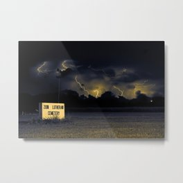 The Storm that Changed Everything Metal Print