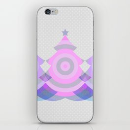 Christmas Tree #10 iPhone Skin