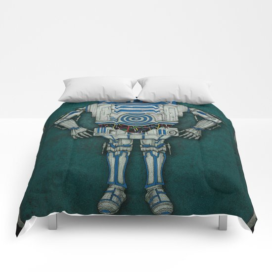 R2 3PO Comforters