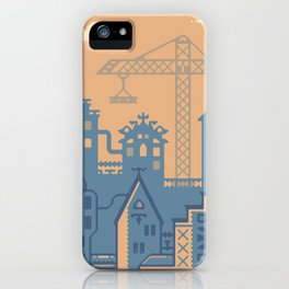 Future Amsterdam iPhone Case