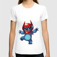lilo and stitch T-shirts featuring Stitch by WTFmoments