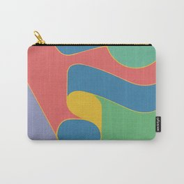 Ta-me Impala at Glastonbury gig poster  Carry-All Pouch