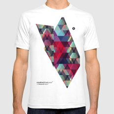 Try Pixworld Mens Fitted Tee White SMALL