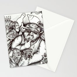 Untitled #014 by Brian Mansfield Stationery Cards