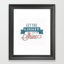 Lighters Framed Art Print