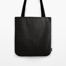 Hexagonal  Tote Bag