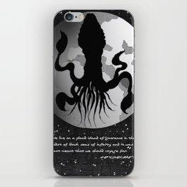 Anonymia iPhone Skin
