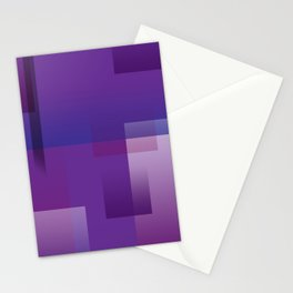 Pastel Series, Purple Stationery Cards